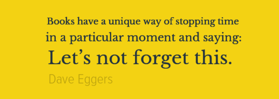 dave eggers quote