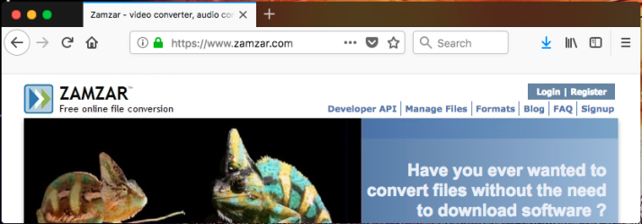 zamzar-web-app
