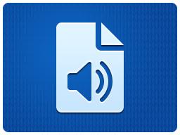Xerox Audio Document app logo